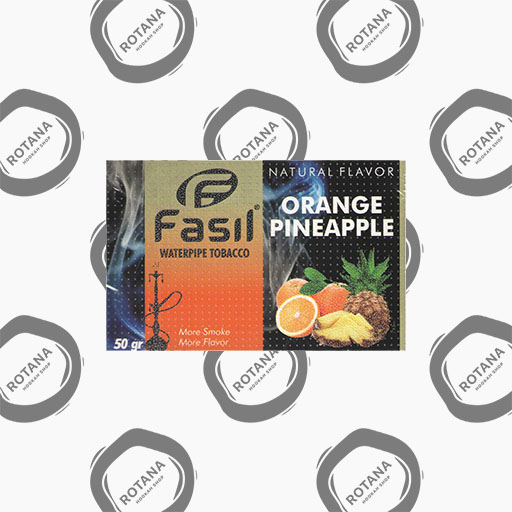 Табак Fasil - Orange Pineapple